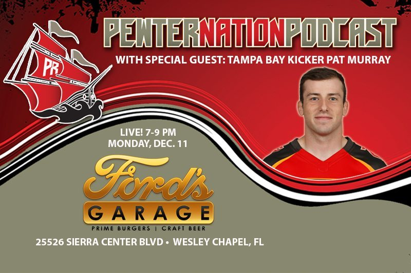 Bucs Pewter Nation Podcast Episode 51: How Gaelic Football Helped The Buccaneers
