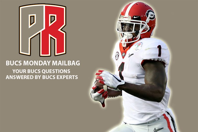 Bucs Monday Mailbag 3-12: Ranking Potential Bucs, Chubb Or Michel And More