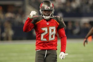Bucs CB Vernon Hargreaves III - Photo by: Cliff Welch/PR