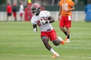 Reception Projection For Bucs Rookie RB Jones