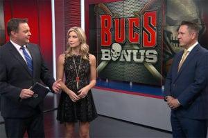 Scott Reynolds joins WFLA's Dan Lucas and Annie Sabo on Bucs Bonus