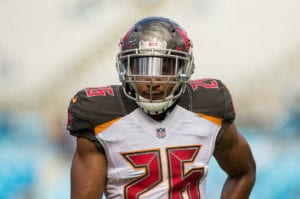 Bucs S Andrew Adams - Photo by: Mary Holt/PR