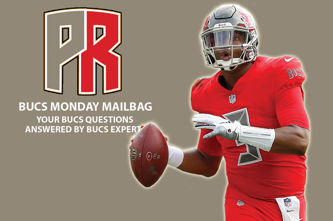 9bd59ba2763 Bucs Monday Mailbag  Expectations For Winston