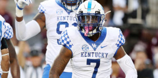 Kentucky S Mike Edwards