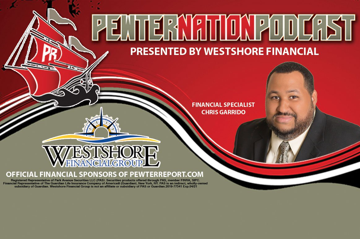 Bucs Pewter Nation Podcast Episode 191 Bucs Schedule Breakdown Pewter Report