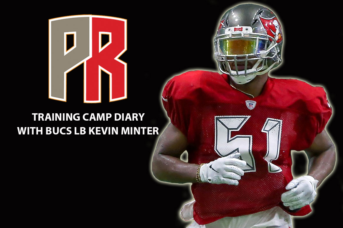 a852470e Minter's Bucs Camp Diary: We Drafted Really Well This Year | Pewter ...