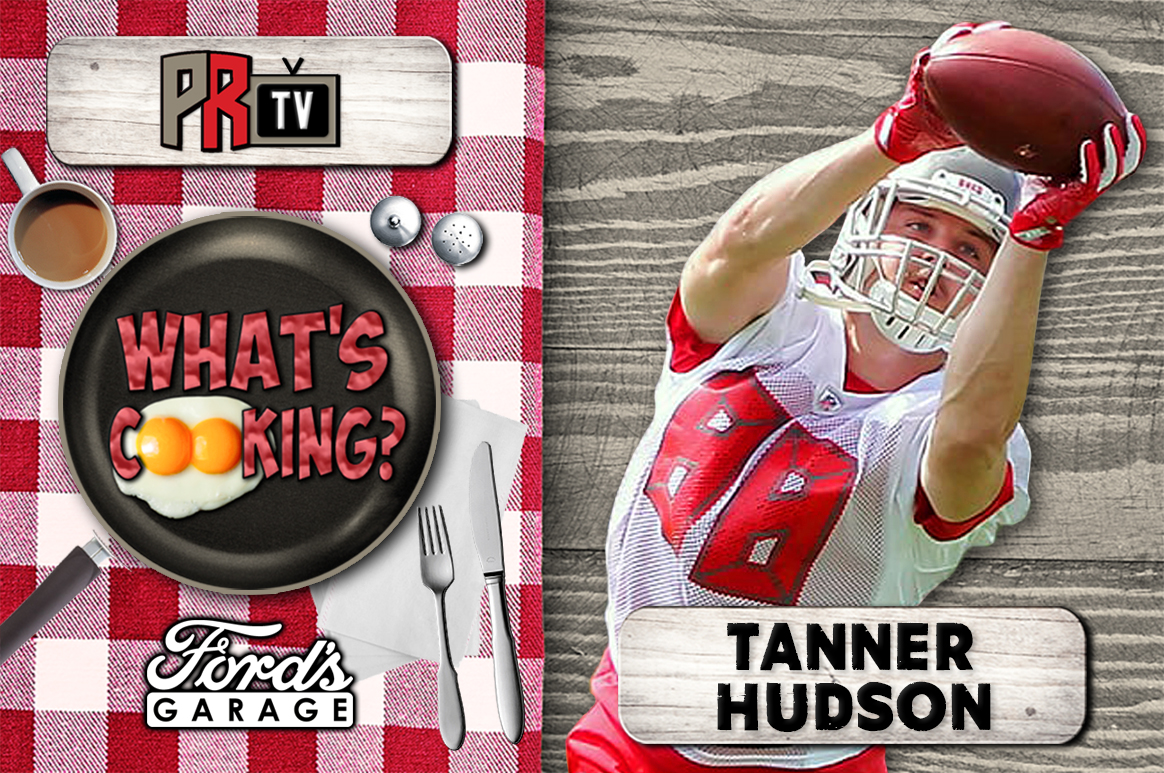 What's Cooking Tanner Hudson
