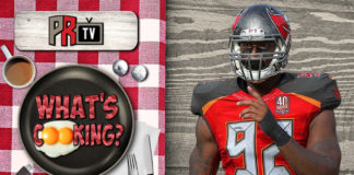 What's Cooking? William Gholston