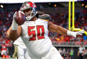 DT Vita Vea – Photo by: Getty Images