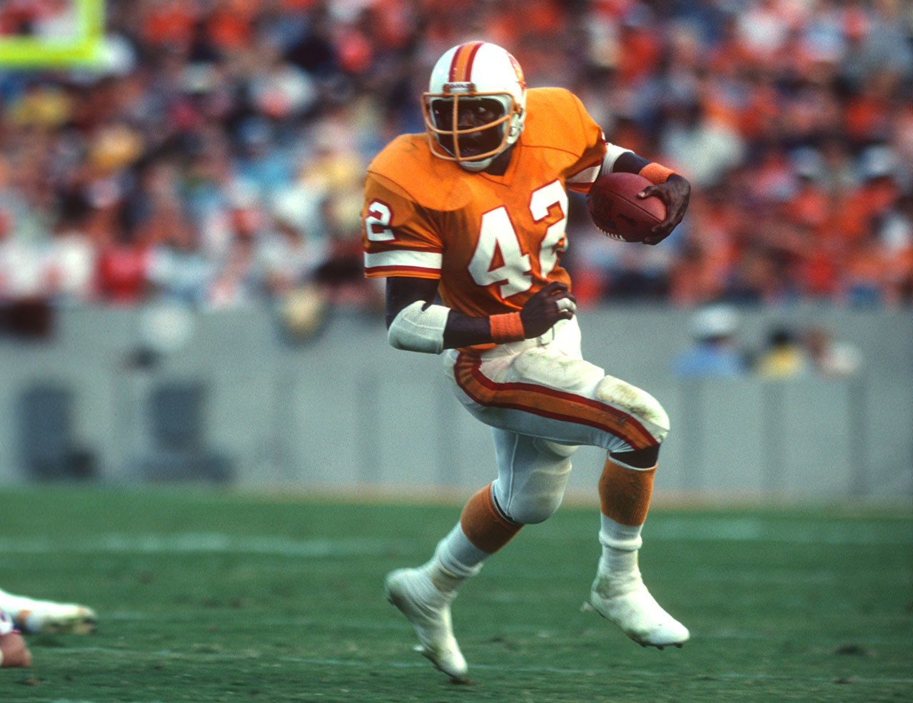 Former Bucs RB Ricky Bell