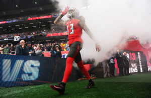 Bucs WR Mike Evans – Photo by: Getty Images