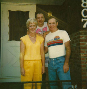Judy and Jim Dunleavy and Scott Reynolds