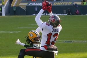 Bucs WR Mike Evans