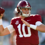 Alabama QB Mac Jones mock draft