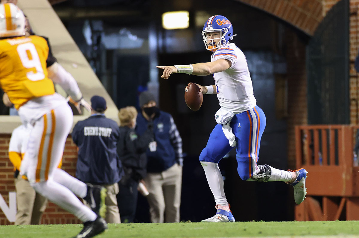 Florida QB Kyle Trask selected by GM Jason Licht